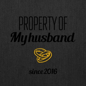 Property of my husband - Tote Bag