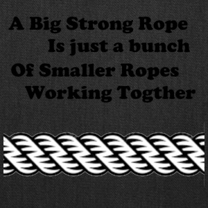 Rope inspiration. - Tote Bag