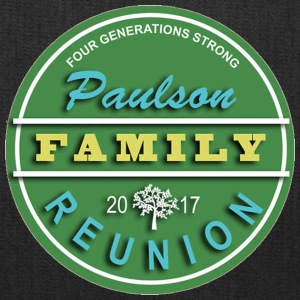 Paulson Family 2017 Reunion - Tote Bag