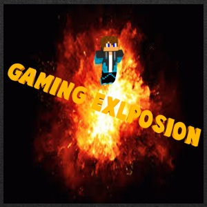 Gaming Explosion Picture - Tote Bag