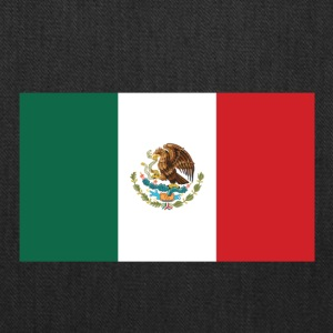 National Flag Of Mexico - Tote Bag