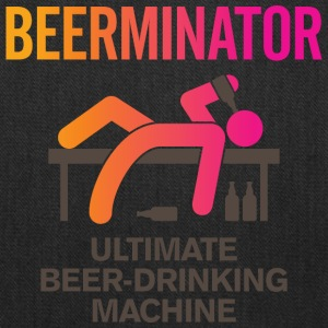 The Beerminator. Ultimate Drinking Machine! - Tote Bag