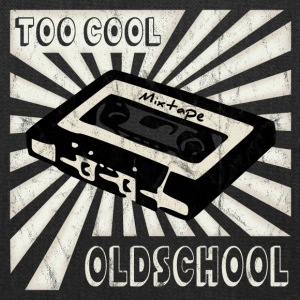 cool oldschool retro mixtapes old times gift idea - Tote Bag