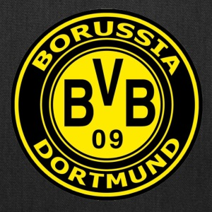 borussia-dortmund-logo-wallpaper - Tote Bag