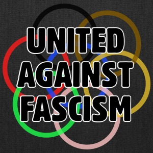 United Against Fascism - Tote Bag