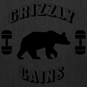 Grizzly Gains - Tote Bag