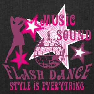 Music sound disco - Tote Bag