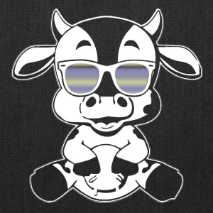 Cow Tee Shirt - Tote Bag