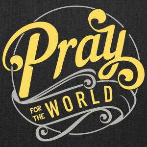 PRAY FOR THE WORLD 1 - Tote Bag