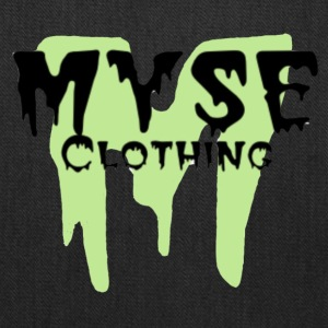 MYSE logo slime green - Tote Bag