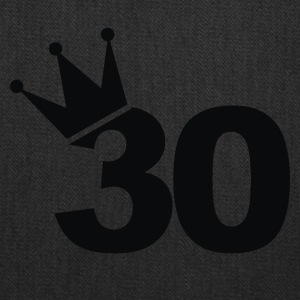King 30th Birthday - Tote Bag