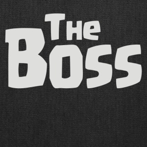 The Boss - Tote Bag