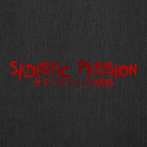 sadistic passion - Tote Bag