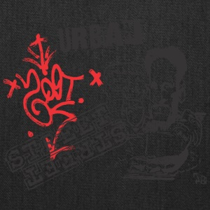 Urban street graffiti - Tote Bag
