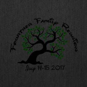Fourtner Family Tree Reunion Shirt Front - Tote Bag