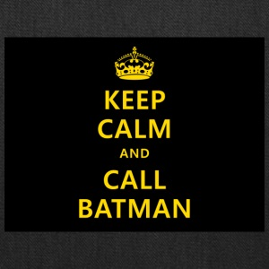 keep calm and call batman by koboot d31267o - Tote Bag