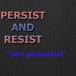 persisted - Tote Bag