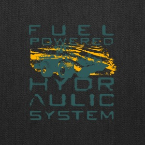 FUEL POWERED HYDROLIC SYSTEM - Tote Bag