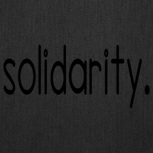 solidarity - Tote Bag