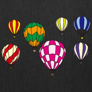 Hot Air Balloons - Tote Bag