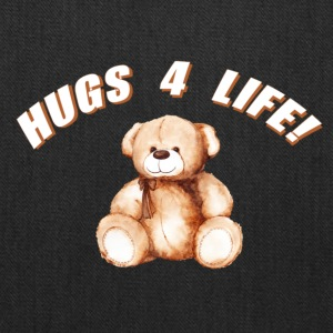Hugs 4 Life Design - Tote Bag
