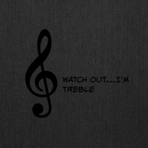 TREBLE - Tote Bag