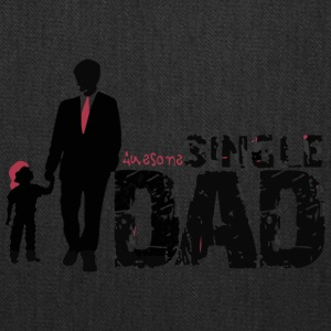 Awesome single DaD - Tote Bag