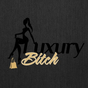 Luxury Bitch Black Gold - Tote Bag