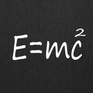 E=mc2 Albert Einstein Theory - Tote Bag