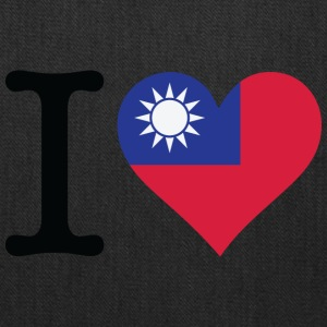I Love Taiwan - Tote Bag