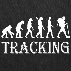 Evolution Track Tracking - Tote Bag