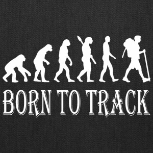 Born To Track Tracking - Tote Bag
