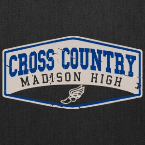 Cross Country Madison High - Tote Bag