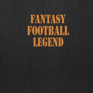 fantasy football legend - Tote Bag