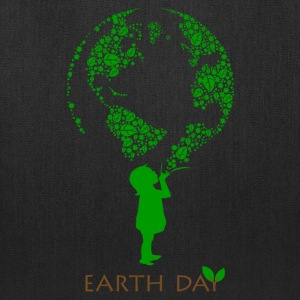 Earth Day Child