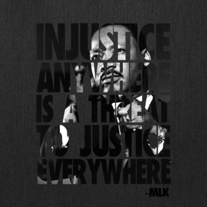 Martin Luther King - Tote Bag