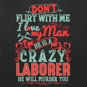 Laborer's Lady Shirt - Tote Bag