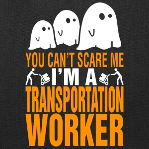 You Cant Scare Me Im Transportation Mechanic - Tote Bag