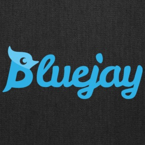 Bluejay Text - Tote Bag