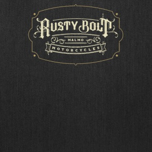 Rusty bolt - Tote Bag