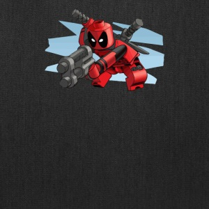 lego deadpool - Tote Bag