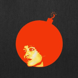 Angela Davis Bomb - Tote Bag