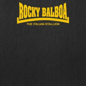 Rocky Balboa The Italian Stallion - Tote Bag