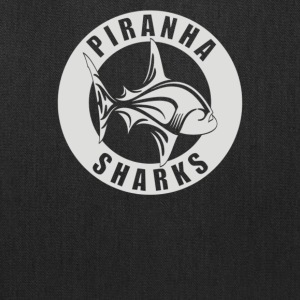 Piranha Sharks - Tote Bag