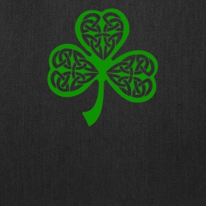 Celtic Shamrock - Tote Bag