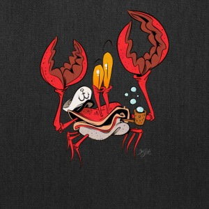 Captain Crabby - Tote Bag