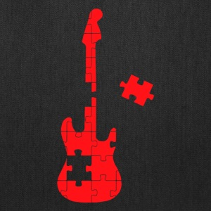 Guitar Puzzle - Tote Bag