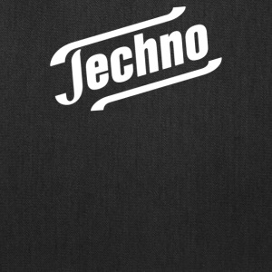 Techno - Tote Bag