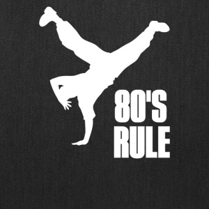 80s Rule Break Dancer - Tote Bag