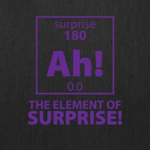 Element of Surprise - Tote Bag